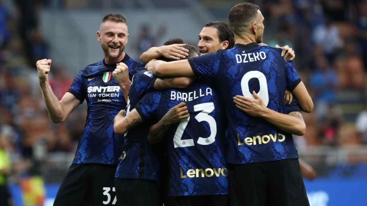 Inter Sanchez Rientro