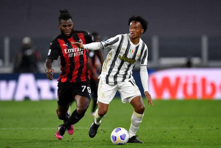 Juventus-Milan LIVE