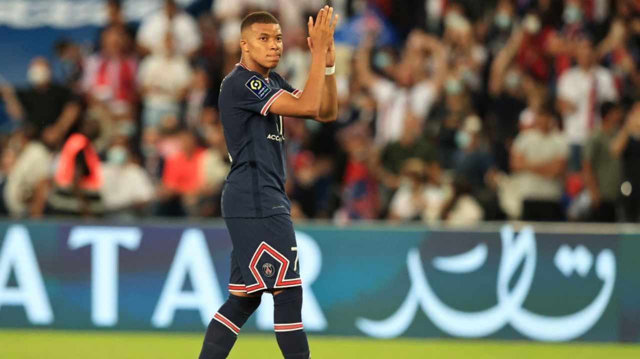 Mbappé PSG Leonardo