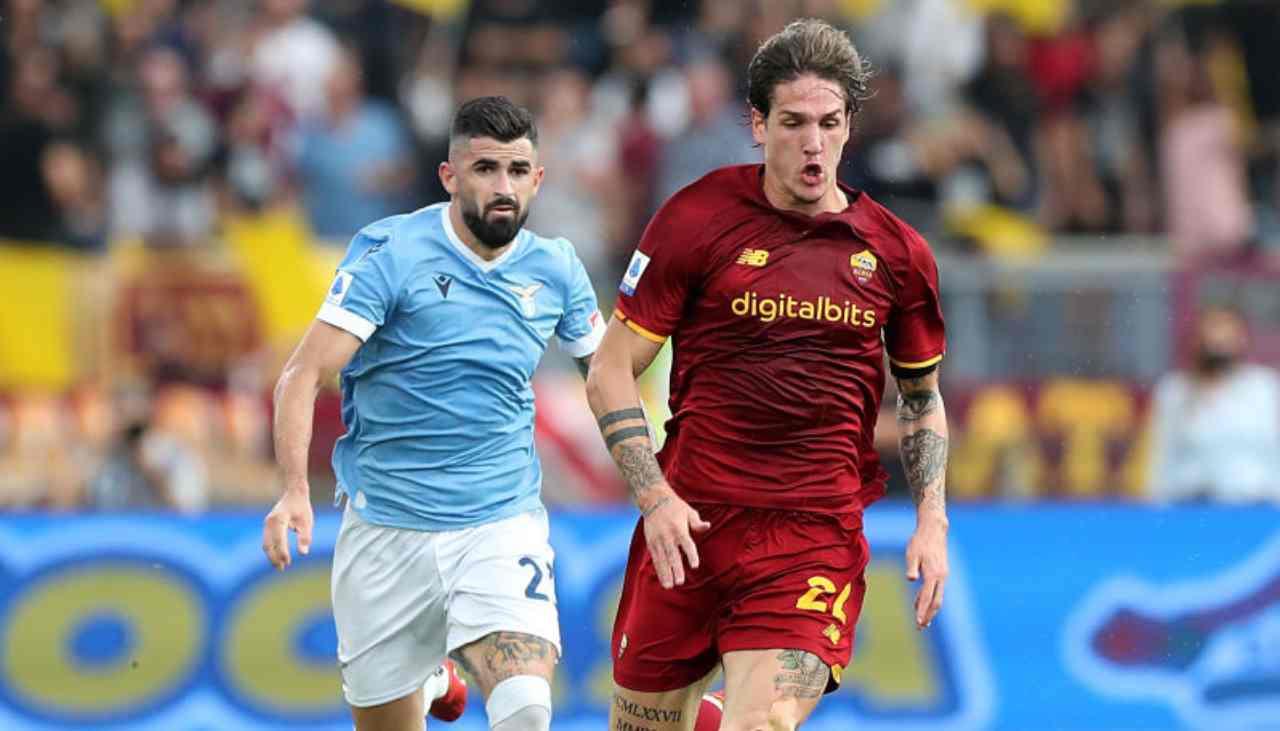 LIVE Lazio-Roma