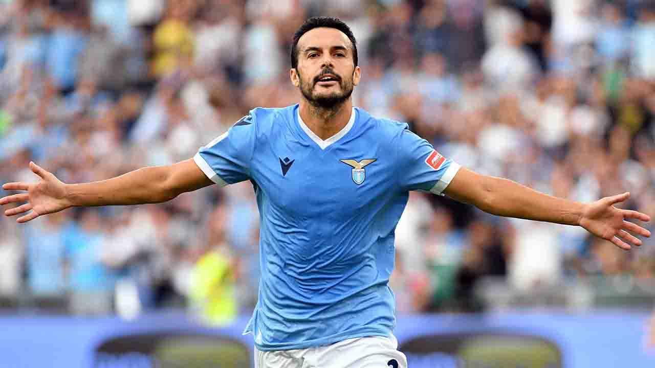 Lazio Roma Pagelle Pedro