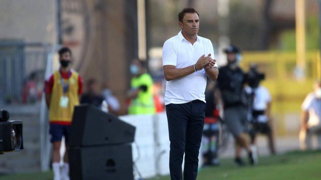 Leonardo Semplici esonero Serie A