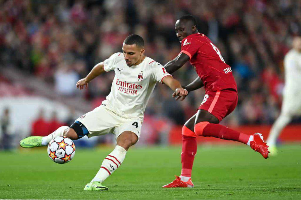 Liverpool-Milan gesto delle squadre (Getty Images)