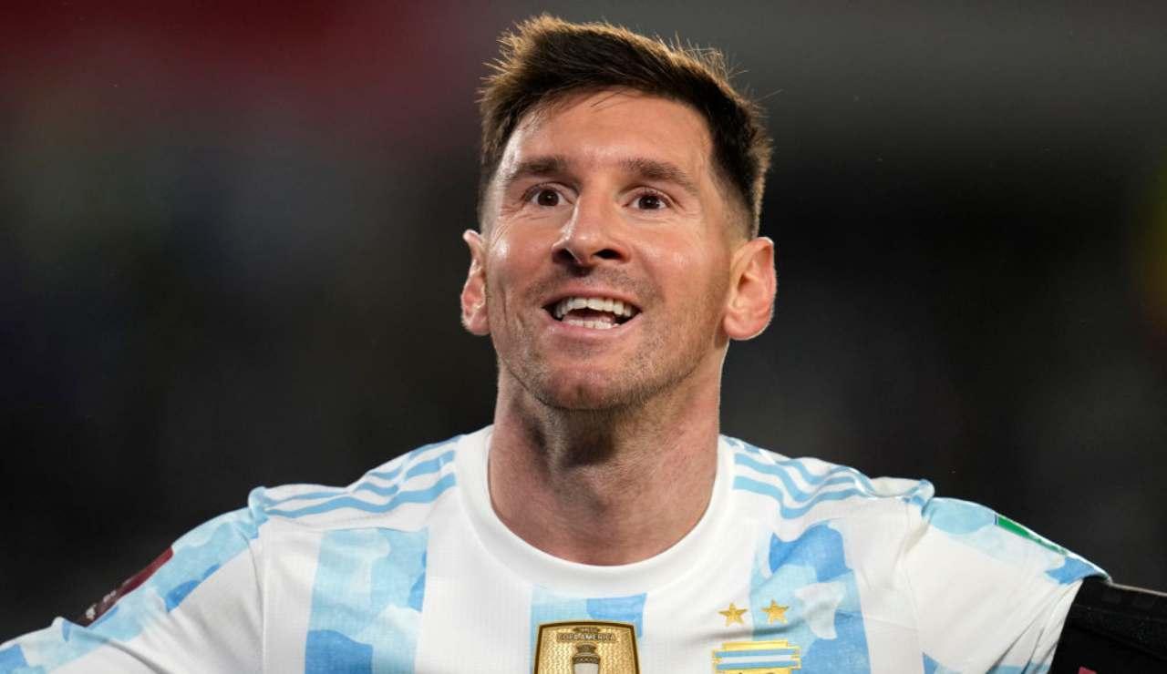 Messi Pelè