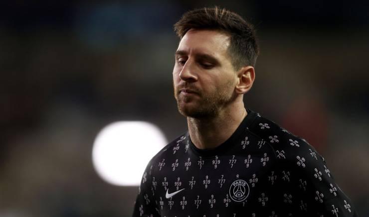 Messi Donnarumma