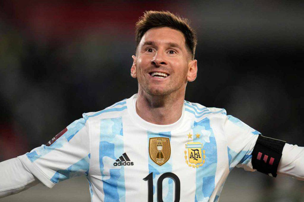 Messi La Pulce