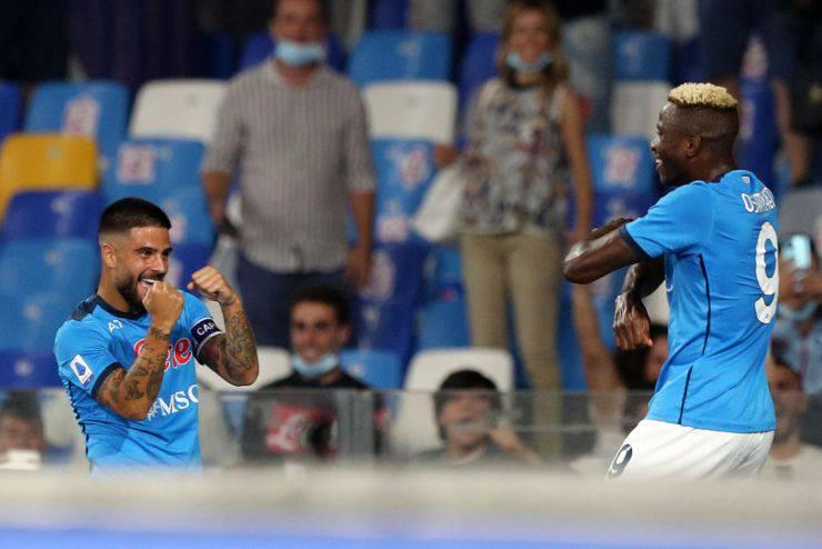Napoli-Cagliari Highlights Serie A