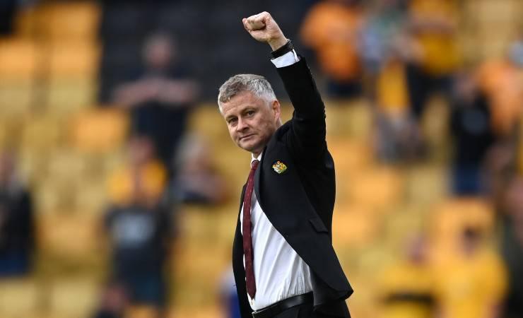Ole Gunnar Solskjaer, allenatore del Manchester United