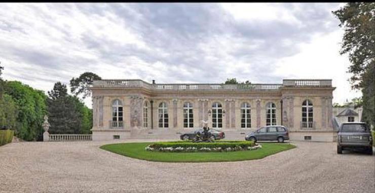 Palais Rose du Vesinet
