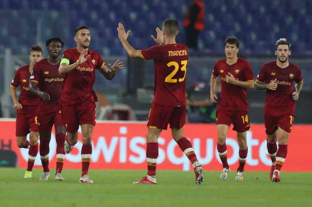 Roma-CSKA Sofia, manita (Getty Images)