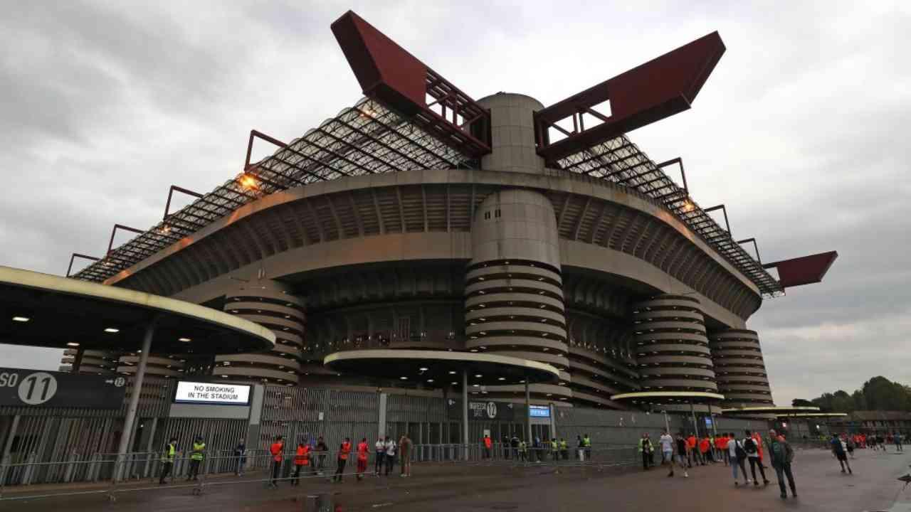 San Siro Milan Inter