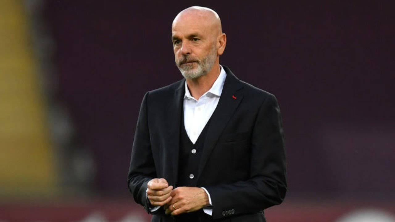 Juventus Milan Pioli