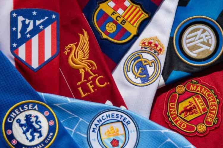 Champions League squadre