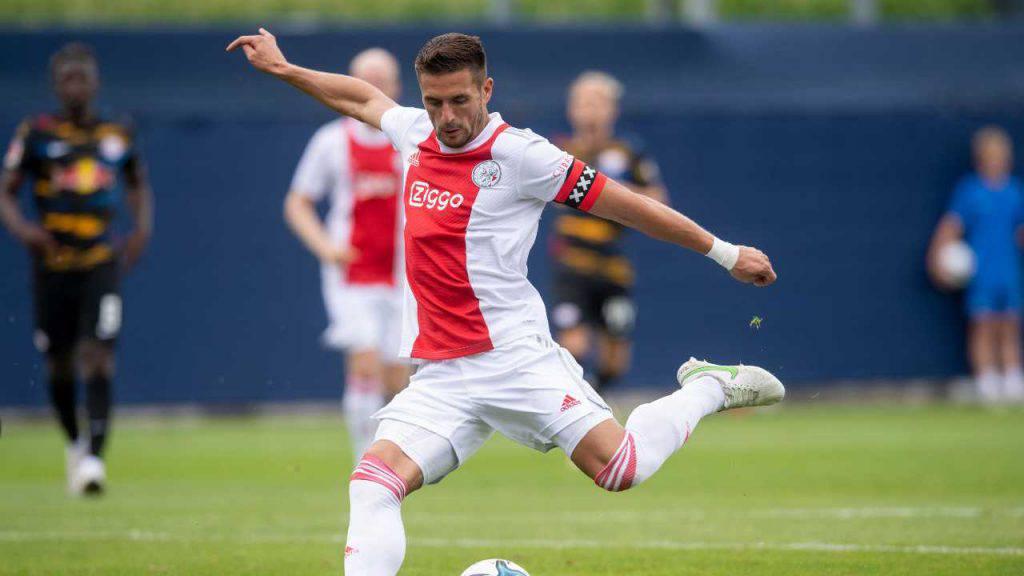 Tadic, calciatore dell'Ajax