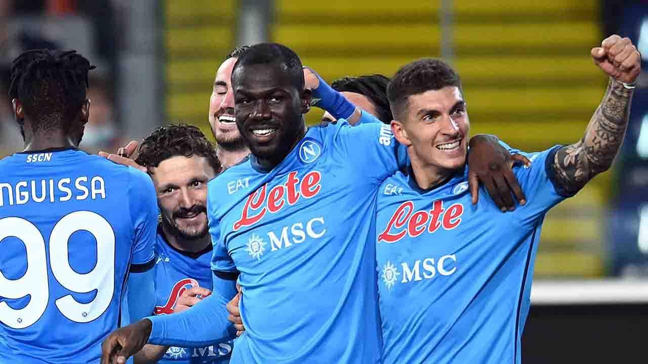Udinese Napoli Pagelle: possesso azzurro totale, Koulibaly gigantesco