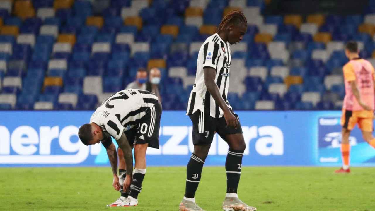 Juventus, i tifosi si schierano contro la società: lo striscione di protesta