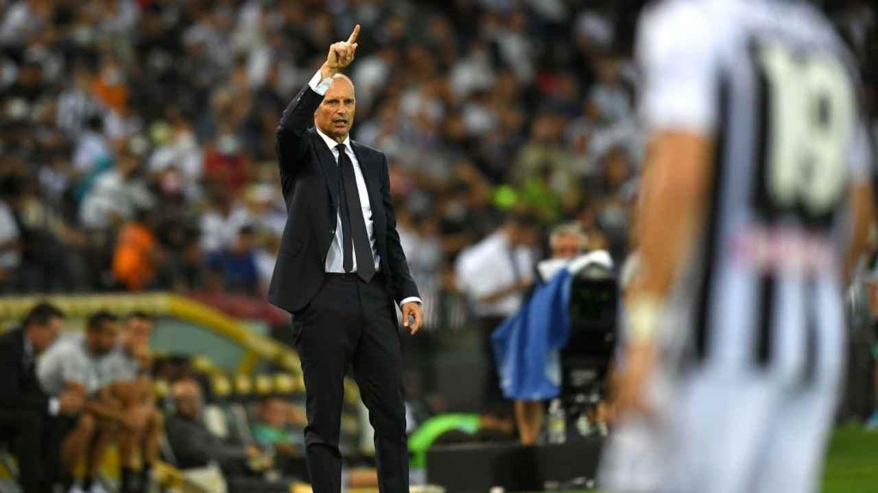 Juventus, Allegri è una furia: la frase che cambia la squadra