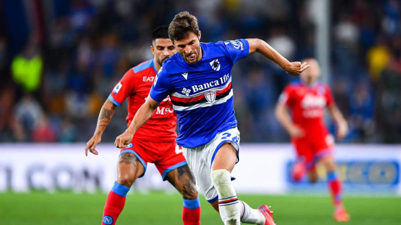 Serie A, highlights Sampdoria-Napoli: gol e sintesi partita – VIDEO