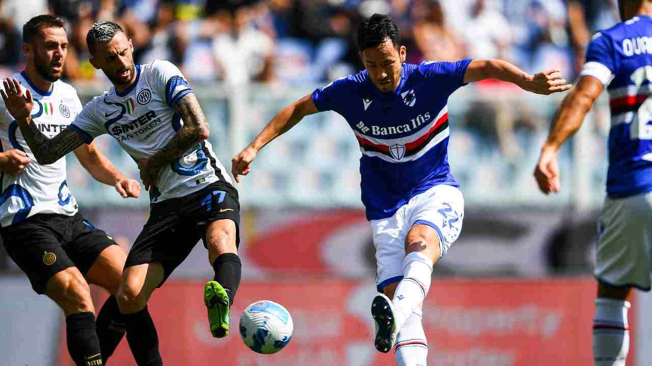 Highlights Sampdoria-Inter