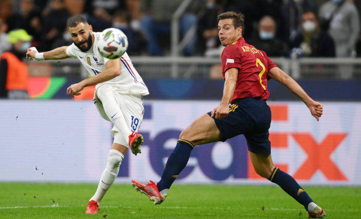 Spagna-Francia Highlights
