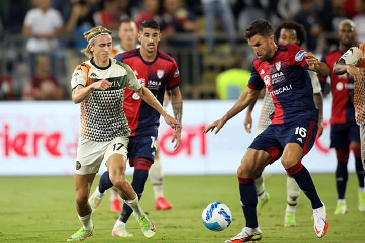 Highlights Cagliari-Venezia