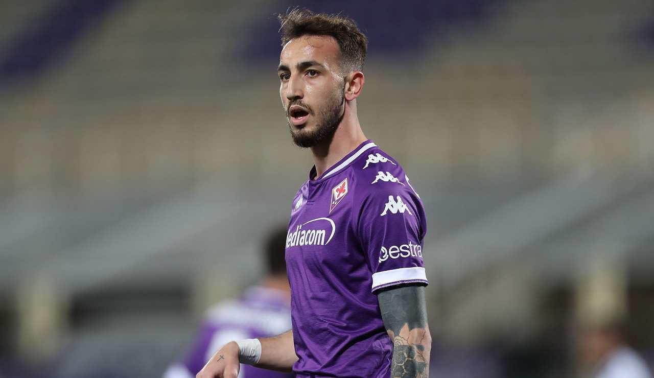 Castrovilli nel mirino dei tifosi della Fiorentina: la difesa social della  fidanzata