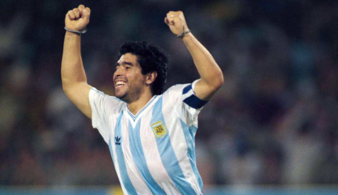 Maradona Serie Amazon