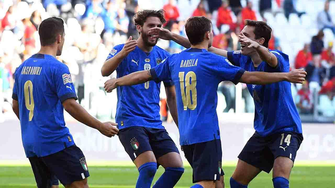 Italia Belgio Pagelle