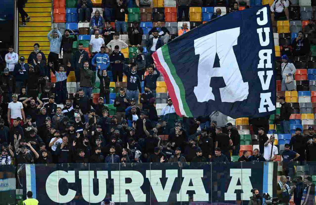Napoli Legia Varsavia tifosi