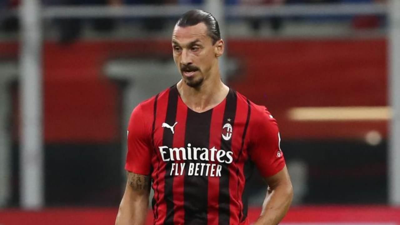 Ibrahimovic Rientro Milan